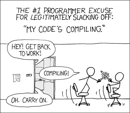 The 1st programmer excuse